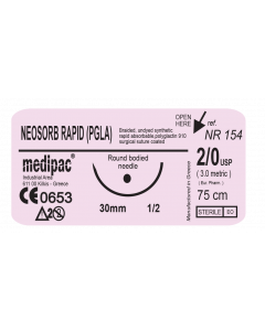 Neosorb Rapid (PGLA)
